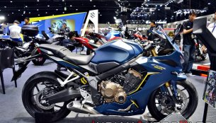 India-bound 2019 Honda CBR650R - Motorshow Focus