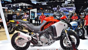 India-bound Ducati Multistrada 1260 Enduro at the Thai Motor Expo - Live