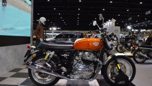 Royal Enfield 650 Twins launched in Thailand