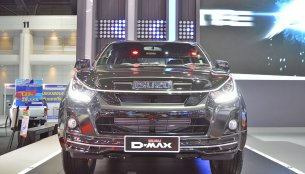 2018 Isuzu D-Max Stealth edition at the Thai Motor Expo - Live