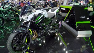 2019 Kawasaki Z250 launched in Thailand at the 2018 Thai Motor Expo
