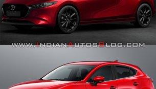 2019 Mazda3 vs. 2016 Mazda3 - Old vs. New