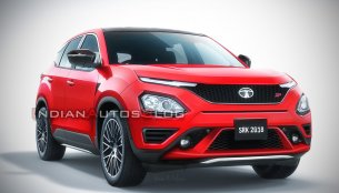 Report hints that the Tata Harrier JTP might get JLR's 240 PS Ingenium engine