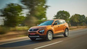 Tata Harrier variant-wise features distribution revealed - Report