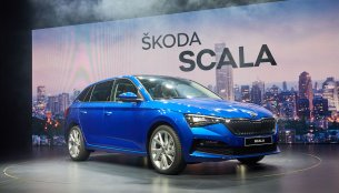 Skoda Scala under consideration for India, could rival the Kia Ceed - Report