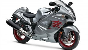 2019 Suzuki Hayabusa bookings open in India at INR 1 lakh