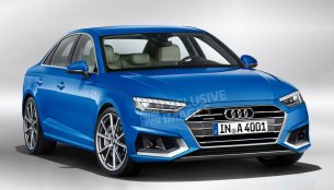 Fifth-gen Audi A4 to get another facelift - Report