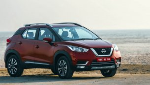 Nissan Kicks bookings open, launch in January 2019