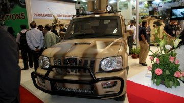 Report - Mahindra to expand facility for defence production