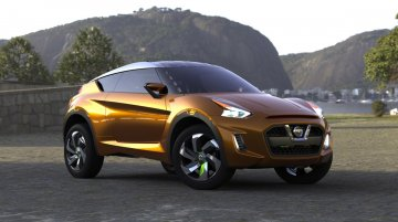 Nissan Extrem Concept - Image Gallery (Unrelated)