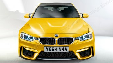 Report - Next generation F30 BMW M3 to weigh less, cost more