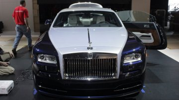 Rolls Royce Wraith - Image Gallery (unrelated)