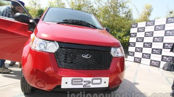 Mahindra e2o to be exported to Europe next year - Report