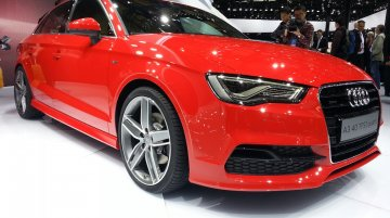 Audi A3 Sedan scheduled for early 2014 launch in Brazil