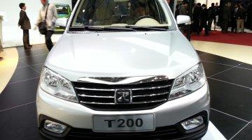 Premier Rio's relative Zotye T200 hits the Chinese market