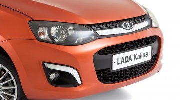 Russia - Lada Kalina gets new base variant