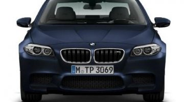 2014 BMW M5 facelift leaked; sports new grille and interior upgrades