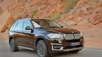 Prices for the 2014 BMW X5 announced
