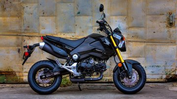 Honda introduces Grom 125cc bike in the US