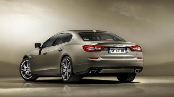 8,000 bookings already registered for the new Maserati Quattroporte