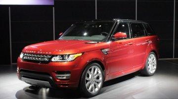 Range Rover Sport Hybrid to debut at 2013 Frankfurt Motor Show