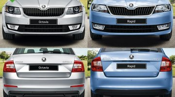 Skoda uses Facebook to help fans distinguish the new Octavia from the Rapid