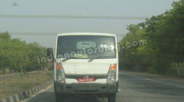 Spied - Ashok Leyland Partner MCV caught testing in Chennai