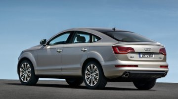 Rendering - The Audi Q6 is ready to fight the BMW X6
