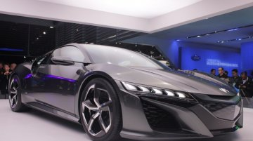 2016 Acura NSX to be built at a brand new plant in Ohio