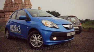 Honda Brio gets refreshed variants
