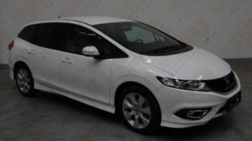 Spied - Honda Jade MPV spotted completely undisguised in China