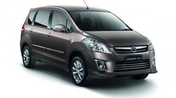 Mazda VX-1 (Ertiga rebadge) launches in Indonesia
