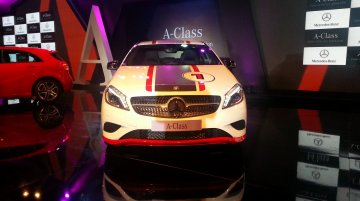 IAB Report - Mercedes India to launch Edition 1 A & B Class on June 24
