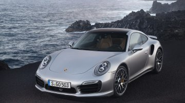 2014 Porsche 911 Turbo and Turbo S revealed