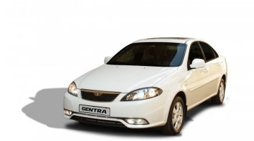 Chevrolet Optra Magnum starts a new life in Russia as the Uz-Daewoo Gentra