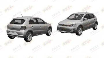 Updated - Volkswagen Gol Rallye (Cross Gol) gets patented in China