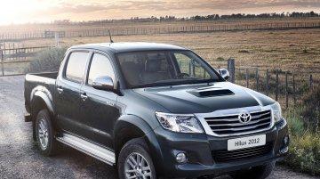 Next gen Toyota Hilux coming soon; to inspire next gen Fortuner