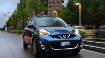 India-made 2014 Nissan Micra hits 32 European markets