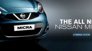 Nissan India teases the 2013 Micra, says its 'Coming Soon'