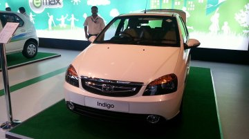 [Specification Sheets updated] 2013 Tata Indigo eCS and Indica eV2 get emax CNG variants