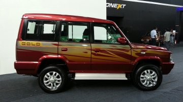 Updated Tata Sumo Gold introduced at 5.93 lakhs - Gallery, Brochure inside