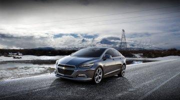 Rendering - 2015 Chevrolet Cruze brings in more style