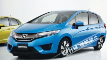 Official: India-bound 2014 Honda Jazz (Fit) goes on sale in Japan this September