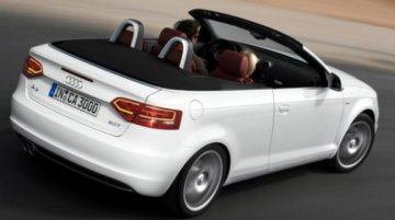 Audi A3 Cabriolet due for Frankfurt debut