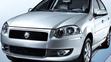 Fiat Palio sedan rebadged as the Dodge Forza in Venezuela