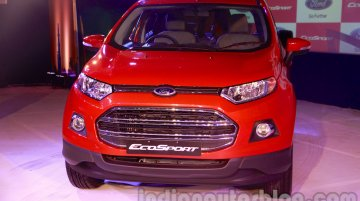 [All Prices, Images and Press Release Updated] Ford EcoSport launched in India from INR 5.59 lakhs to INR 8.99 lakhs