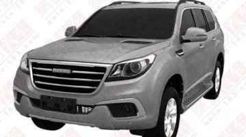 The Haval H9 is the flagship Prado rivaling Great Wall SUV