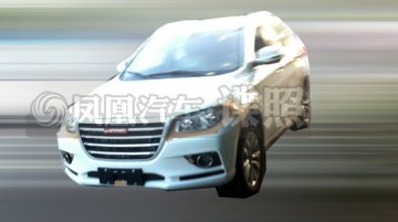 Spied - EcoSport rival Haval H2 caught testing in China
