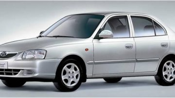 Hyundai Accent discontinued in India