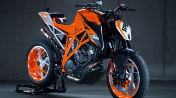 KTM Super Duke 1290 is India bound [Edit]